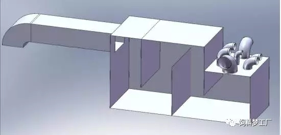 彩立方平台官网厂异味处理工艺流程
