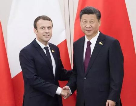 法国总统访华成果 空客、核电、猪牛肉一样都没少!