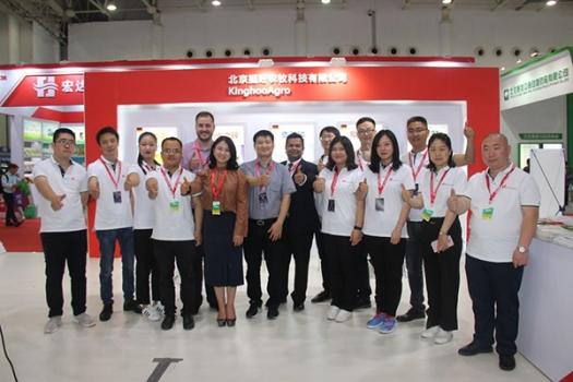 第16次畜博之旅,北京挺好科技为行业带来了什么?