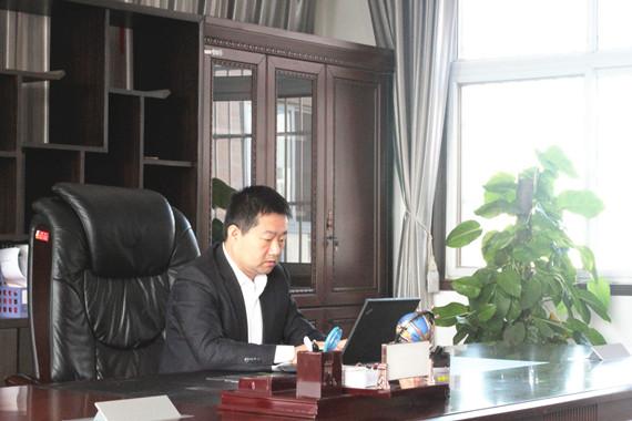 传递正能 超越梦想  访正能集团总裁王义辉